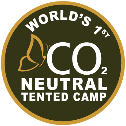 3.CO2 Neutral tented camp Logo