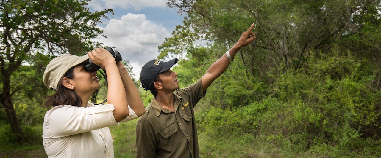 Mahoora Walking Safaris Sri Lanka